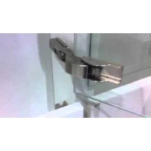 Blum Cristallo Glass Hinge